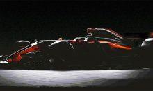 Ceci n'est pas la McLaren MCL32