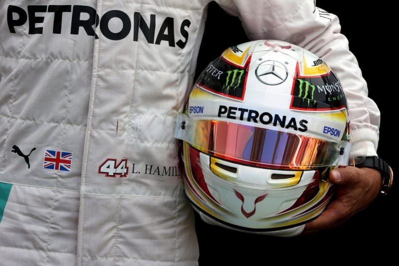 Hamilton helmet design contest draws 8000 entries!