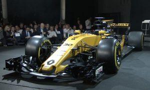 La Renault R.S.17 arborera-t-elle une livrée différente ?