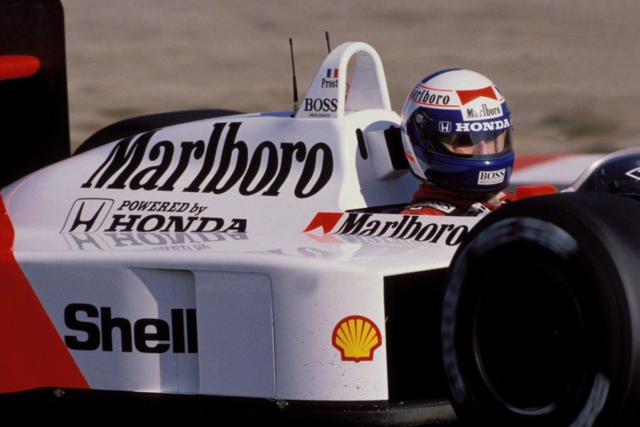 MP4/4 : hommage à la plus célèbre des McLaren