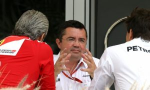 McLaren's Boullier: Bring back active suspension!