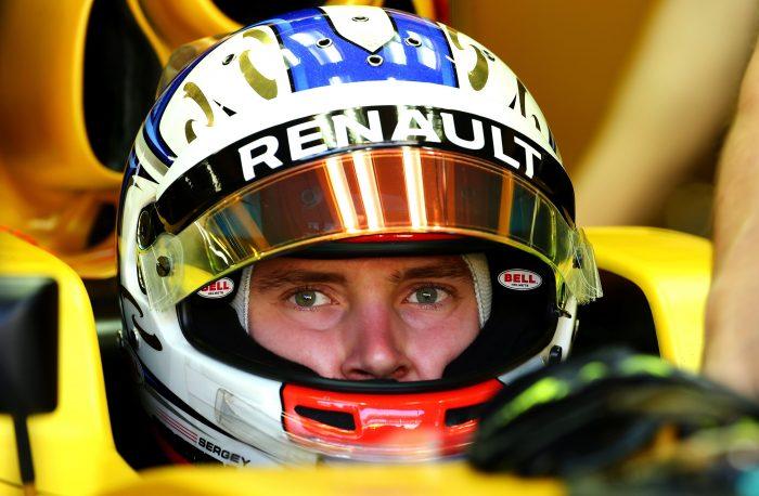 Sirotkin still in at Renault despite Vasseur exit