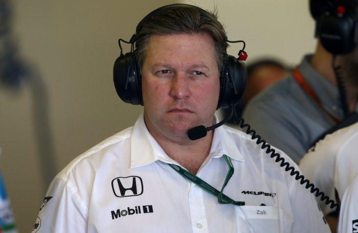 'McLaren deserves a bonus, but system needs changes', says Brown