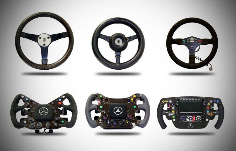 Reinventing the ...steering wheel.
