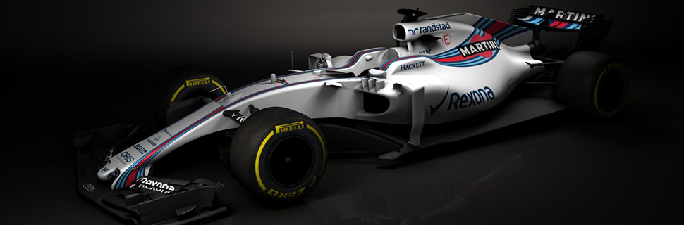 Williams révèle sa FW40