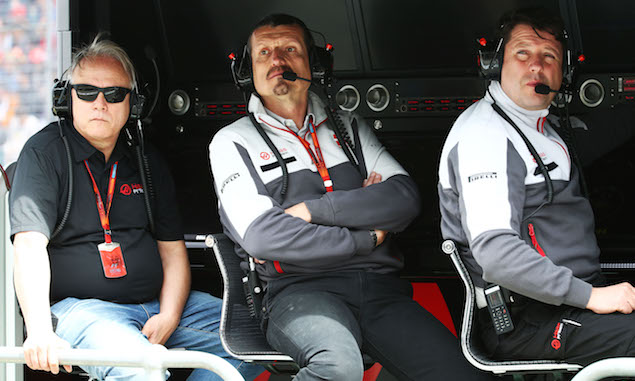 Steiner: 'F1 has to keep its high-tech momentum'