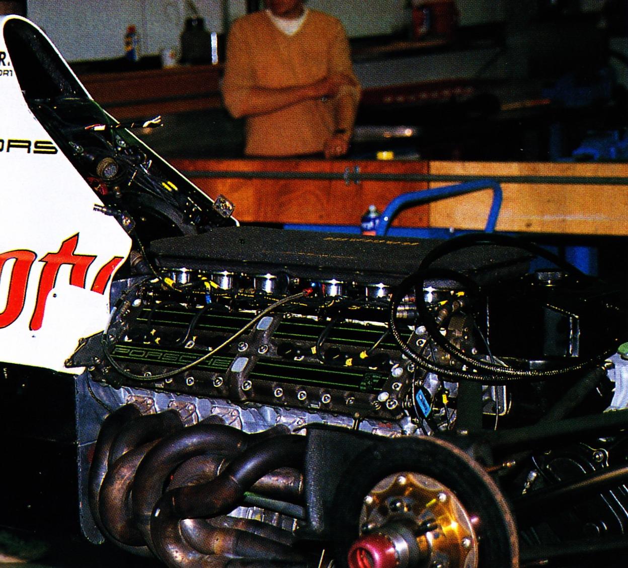 Footwork Porsche V12