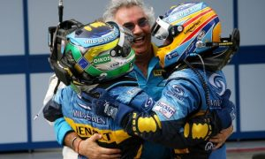Fisichella leads Renault clean sweep in Malaysia
