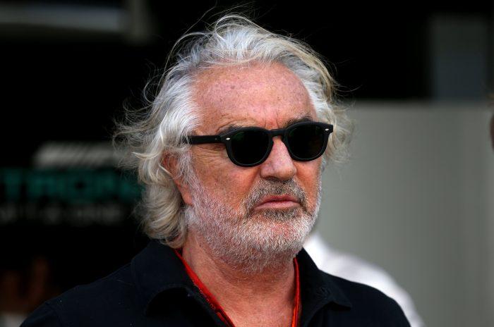Former Renault boss Flavio Briatore