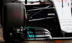 F1 averts suspension row as teams change designs