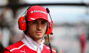 Giovinazzi sees Ferrari role as a small step for Italian drivers