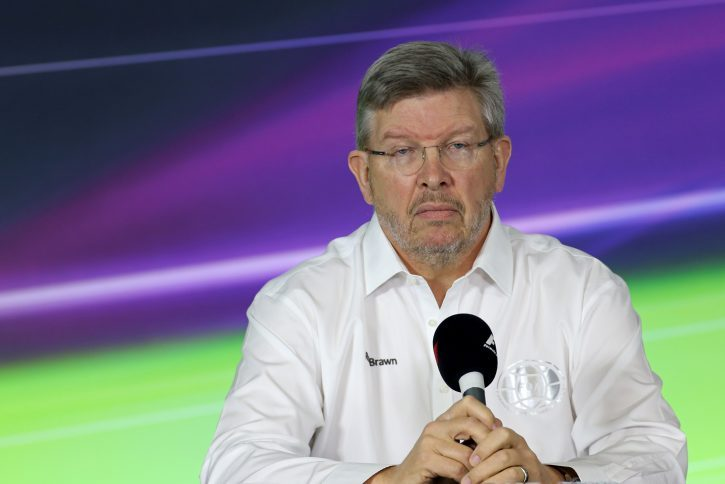 Ross Brawn (GB), Liberty Media