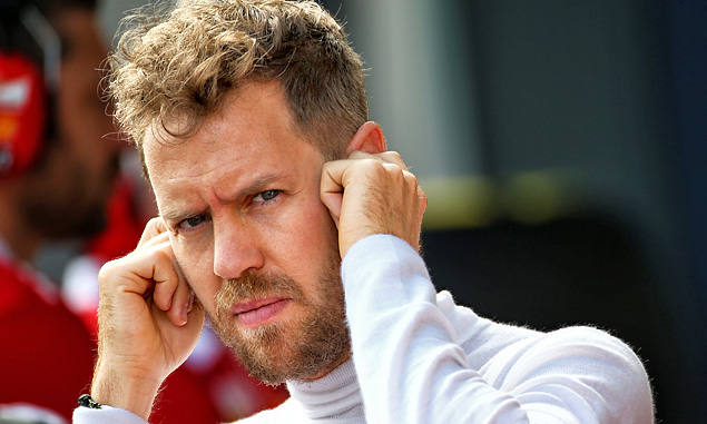 Vettel 'will not be distracted' by Mercedes rumours