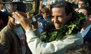 The finish line beckons for the Jim Clark Museum