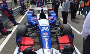 Alonso starts gearing up for Indy