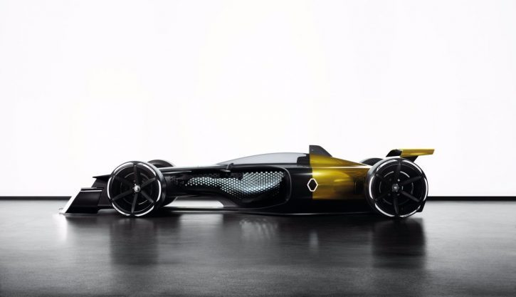 Renaultu0027s Striking Vision For Tomorrowu0027s Formula 1