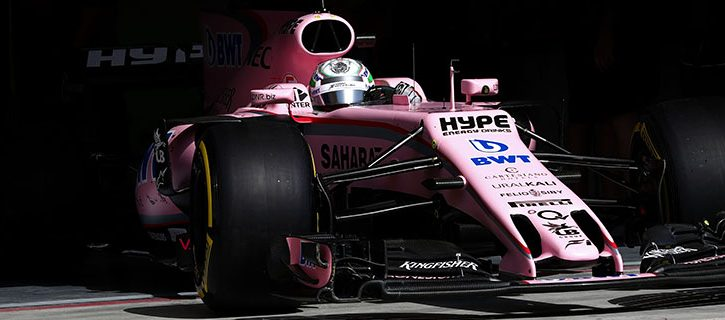 Alfonso Celis, Force India