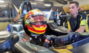 Gutierrez reflects on 'intense' Formula  E debut
