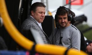 Brown wants McLaren to race every year at Indy
