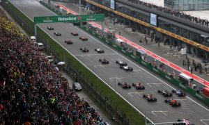 Formula One expands sponsorship opportunities