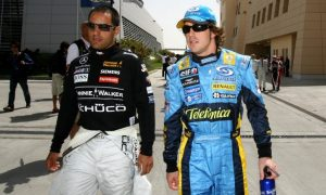 Montoya : Traffic and race length to challenge Alonso at Indy
