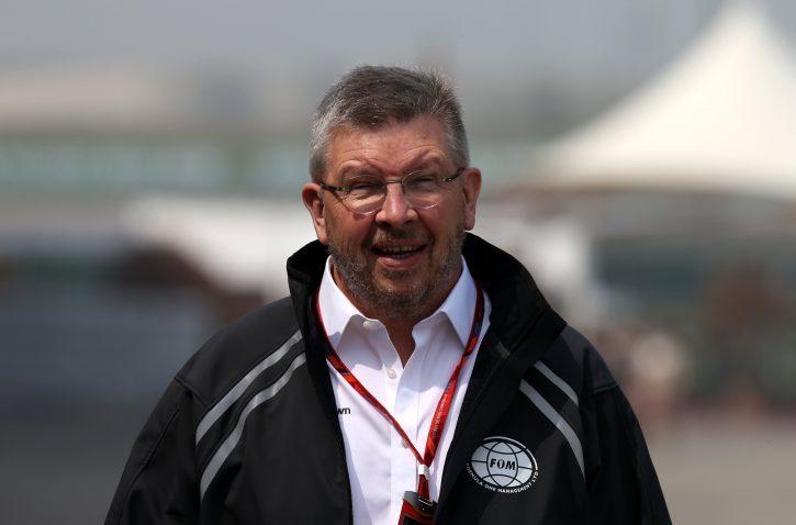 Ross Brawn F1 Budgets