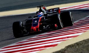 Grosjean gives new Brembo brakes two thumbs up
