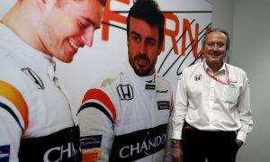 McLaren working on 'different scenarios', says shareholder Mansour Ojjeh