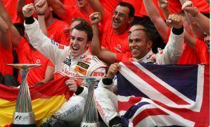 McLaren and Alonso: they used to win together