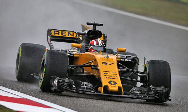Hulkenberg 'won't lose out' after FP1 spin