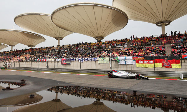 Two races set to swap dates on 2018 F1 calendar