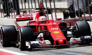 Follow Day 1 of Bahrain in-season testing 'Live'