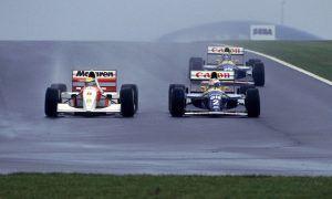 Senna's skill and flair reign supreme at Donington