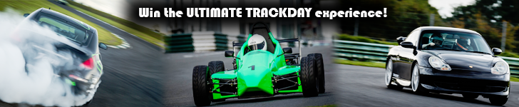 Win the Ultimate Trackday experience