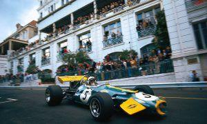 Last lap fumble for Black Jack in Monaco