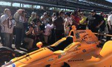 Indy 500 : Alonso en deuxième ligne