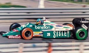 United Colors of Benetton and... Pirelli