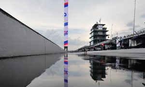 Indy 500 qualifying delayed by storms