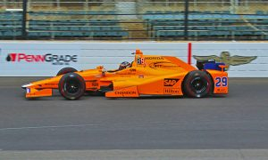 Alonso 'misses' racing in this year's Indianapolis 500