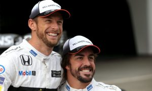 Button critical of WEC decision to move Fuji for Alonso