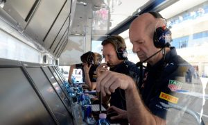 Newey digs in at Red Bull to help turn around season