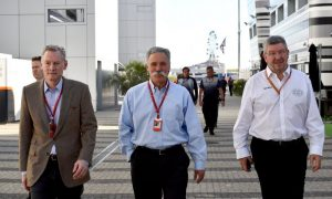Formula One Group adds new recruits to sporting division