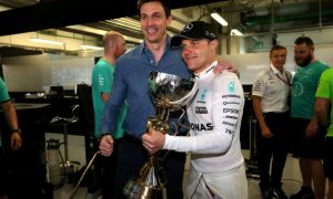 Wolff: Bottas has 'no excuse' for not matching Hamilton in 2018