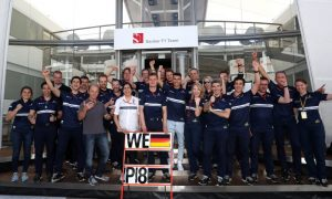 2017 review: Sauber battles through a year of change