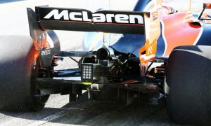 Monger crash prompts teams to alter rear jacking points