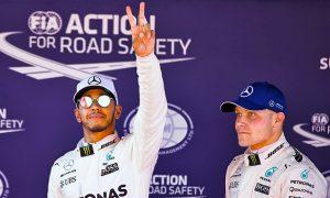 Hamilton beats Vettel to pole position in Spain