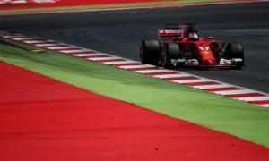 Small error costs Vettel pole position in Barcelona