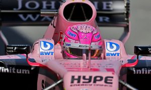Force India celebrates consecutive Q3 successes