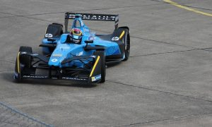 Mahindra pit stop gaffe delivers ePrix win to Buemi