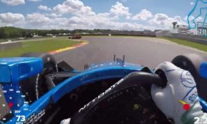 Video: Bring the Visor Cam to F1!